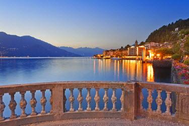 ITA1980AW Italy, Lombardy, Como district. Como Lake, Bellagio.