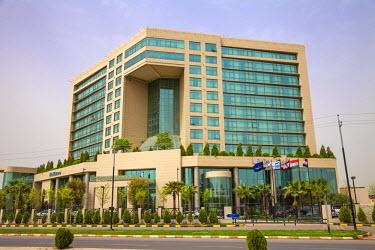 IQ01034 Iraq, Kurdistan, Erbil, Erbil Rotana Hotel
