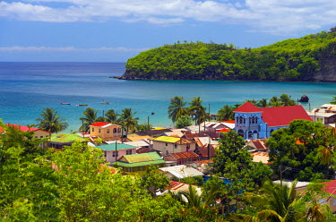 ST01108 Caribbean, St Lucia, Canaries