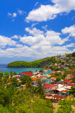 ST01109 Caribbean, St Lucia, Canaries