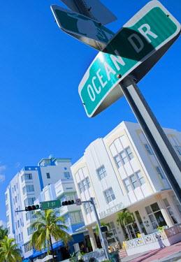 USA8737AW Ocean Drive, South Beach, Miami, South Beach, Miami, Florida, USA