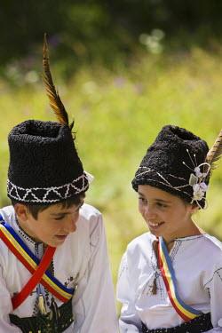 EU24MZW0492 Targul de Fete de pe Muntele Gaina, Carpathian Mountains, Romania