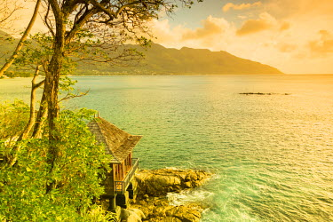 SC01283 Hilton Northolme Resort, Mahe, Seychelles