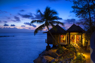 SC01290 The spa at Hilton Northolme Resort, Mahe, Seychelles