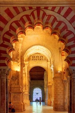 ES05764 Spain, Andalucia, Cordoba, Mezquita Catedral (Mosque - Cathedral) (UNESCO Site)