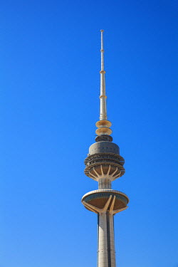 KW021RF Kuwait, Kuwait City, Liberation Tower