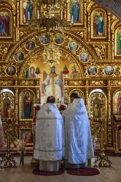 UA02168 Ukraine, Crimea, Oreanda, St Michael's Cathedral