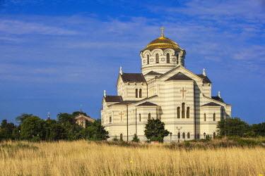 UA02253 Ukraine, Crimea, Sevastopol, Khersoness, St Vladimir's Cathedral
