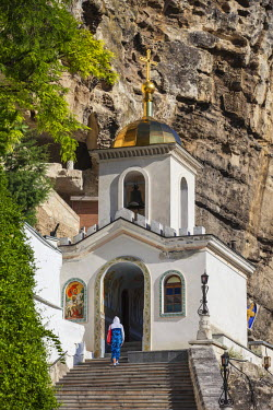 UA02266 Ukraine, Crimea, Backchisaray, Upensky Monastery