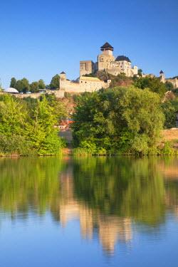 SLV1191AW Trencin Castle, Trencin, Trencin Region, Slovakia