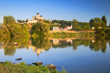 SLV1192AW Trencin Castle, Trencin, Trencin Region, Slovakia