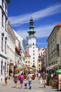 SLV1139AW Michael's Gate, Bratislava, Slovakia