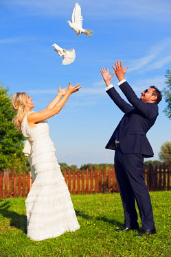 POL1385 Europe, Poland, Polish Greek Wedding (MR)