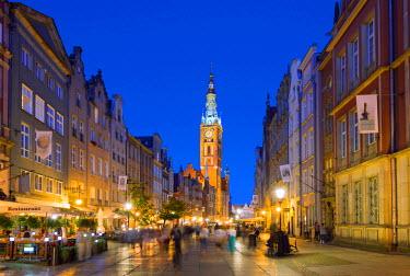 POL1477 Europe, Poland, Gdansk, St Mary's Church