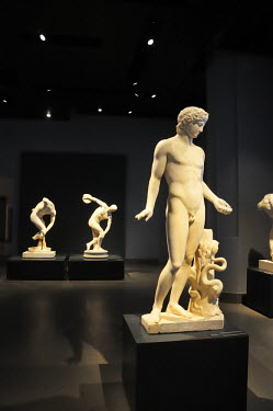 ITA2470AW Collection of the Palazzo Massimo / Museo Nazionale Romano. Rome, Italy
