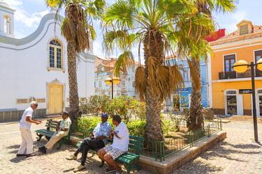CV01154 Square, Mindelo, Sao Vicente, Cape Verde
