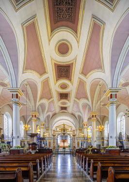 ENG11118AW Europe, United Kingdom, England, Derbyshire, Derby, Derby Cathedral