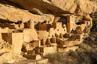 USA8890AW U.S.A., Colorado, Mesa Verde National Park, Cliff Palace