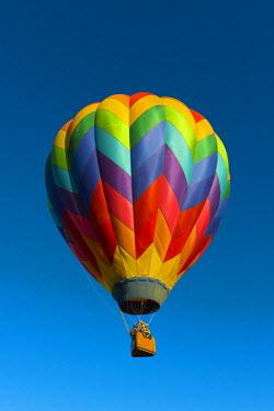 US24202 USA, New Mexico, Albuquerque, Albuquerque International Balloon Fiesta