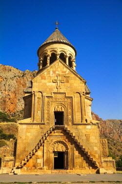 AM01009 Armenia, Noravank canyon, Noravank Monastery complex, Surp Astvatsatsin Church