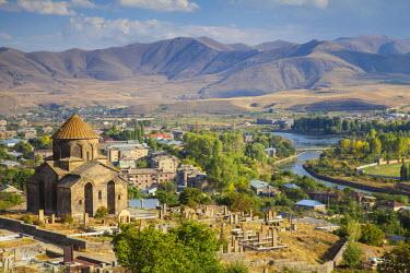AM01016 Armenia, Syunik Province , Sisian, Sisian church
