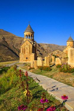 AM01157 Armenia, Noravank canyon, Noravank Monastery complex, Surp Astvatsatsin Church