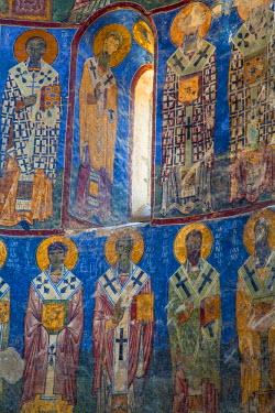 AM01196 Armenia, Lori Province, Akhtala, Akhtala Monastery