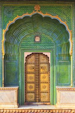 IN05528 India, Rajasthan, Jaipur, City Palace