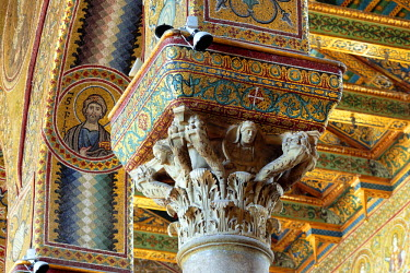 IT09304 Monreale Cathedral, Monreale, Sicily, Italy