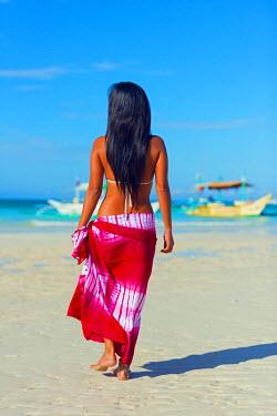 PHI1135 South East Asia, Philippines, The Visayas, Boracay, White Beach