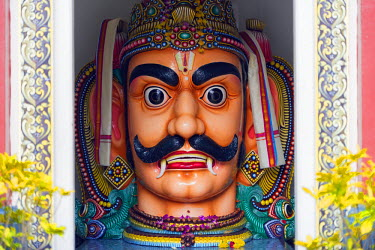 SNG1138 South East Asia, Singapore, Sri Mariamman Hindu Temple