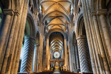 ENG11374AW Europe, United Kingdom, England, County Durham, Durham, Durham Cathedral