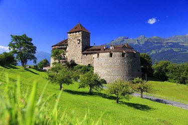 LC01001 Liechtenstein, Vaduz, Vaduz Castle (Schloss Vaduz)