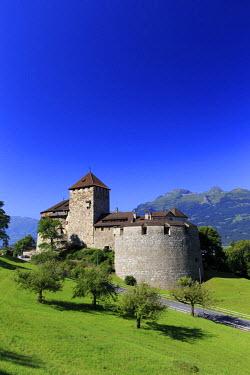 LC01004 Liechtenstein, Vaduz, Vaduz Castle (Schloss Vaduz)