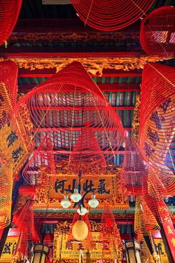VM01042 Vietnam, Ho Chi Minh City (Saigon), Cholon, Phuoc An Hoi Quan Pagoda