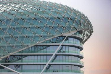 UE02169 United Arab Emirates, Abu Dhabi, Yas Island, Yas Viceroy Hotel