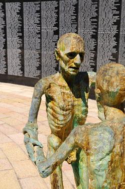 USA9156AW Holocaust Memorial, Miami, Florida, USA