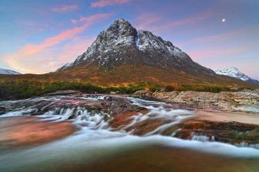 FVG003269 United Kingdom, UK, Scotland, Highlands , Glencoe, Buachaille Etive Mor