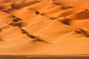 FVG000270 Algeria, Sahara, An Erg of stellar dunes