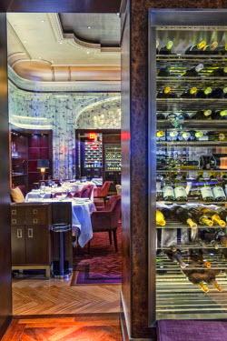 USA9236AW USA, New York, New York City, St Regis hotel, restaurant