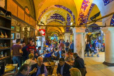 TK01627 Turkey, Istanbul, Sultanahmet, Grand Bazaar (Kapalicarsi)