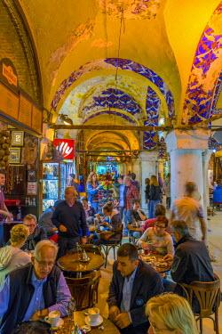 TK01628 Turkey, Istanbul, Sultanahmet, Grand Bazaar (Kapalicarsi)