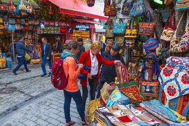 TK01622 Turkey, Istanbul, Sultanahmet, Grand Bazaar (Kapalicarsi)