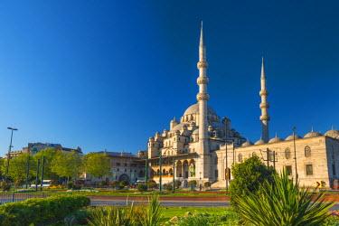 TK01655 Turkey, Istanbul, Sultanahmet, New Mosque (Yeni Camii)