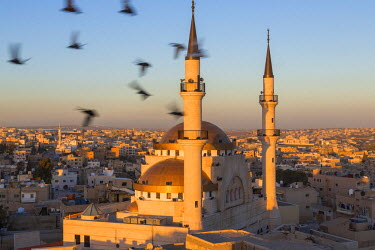 JD07178 Madaba mosque, Madaba, Jordan