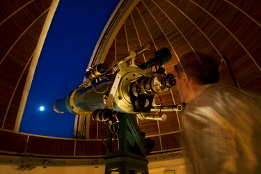 HMS0268556 Italy, Tuscany, Florence, astronomical observatory of Arcetri, bambineide 2008