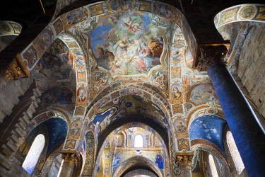 HMS0487969 Italy, Sicily, Palermo, La Martorana church, Santa Maria dell'Ammiragliato, 1143