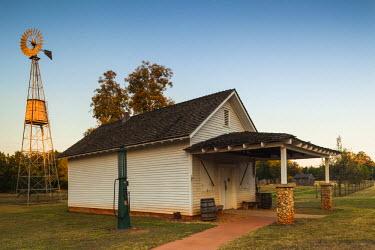 US38091 USA, Georgia, Plains, Jimmy Carter National Historic Site, Jimmy Carter's Boyhood Farm