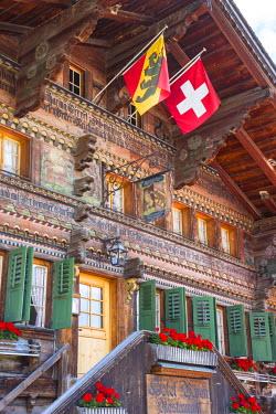 CH03710 Hotel Baren, Gsteig, Berner Oberland, Switzerland