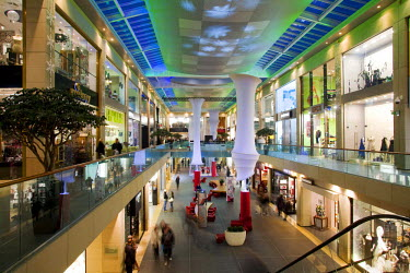 HMS0204372 United Kingdom, Liverpool, MetQuarter shopping centre